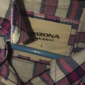 Arizona Jean Company Tops - Button down tank top